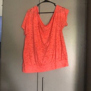 Torrid blouse like new used once